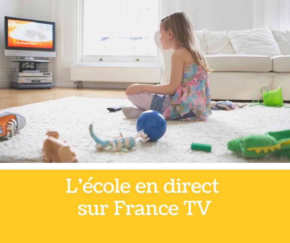 FRANCE TV COVID19