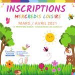 Mercredis Loisirs mars avril 2021 (1)