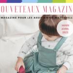 Louveteaux magazine avril mars 2021