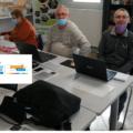 Depuis plusieurs années maintenant, Cindy anime un atelier numérique à destination de tous. Le but étant d'offrir à n'importe qui les connaissances dont il a besoin dans le milieu numérique. En effet, les adhérents sont répartis en deux groupes: les débutants et les avancés. L'objectif final pour les débutants étant d'avoir des bases informatiques solides mais également de se familiariser avec les outils (ordinateurs, smartphones, tablettes, …)